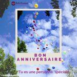 Carte cadeau de Reiki Provence. Pour ton anniversaire, je t'offre de la détente et du bien être !