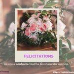 Carte cadeau de Reiki Provence. Je vous souhaite tout le bonheur du monde.